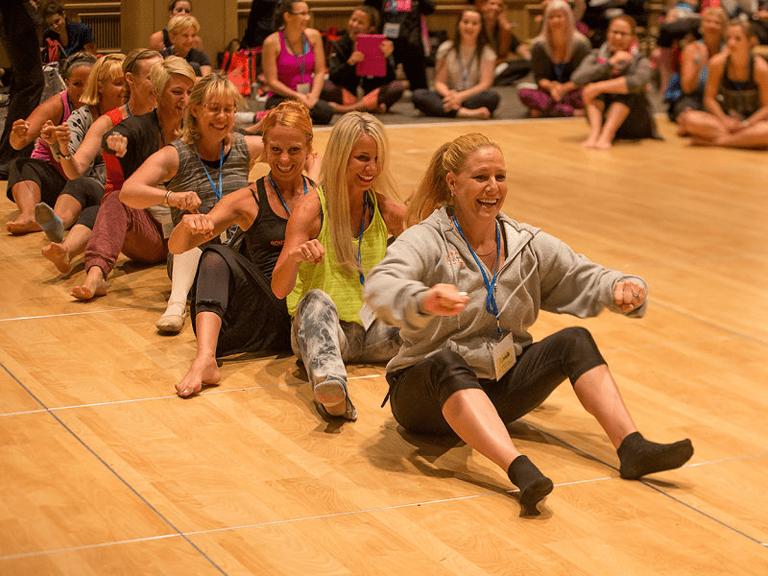 DanceLife Conference Preschool Class