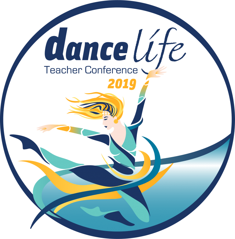 DLTC East dancer logo